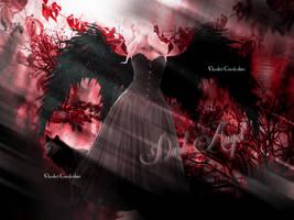 Dark Angel by ElisabetCavalcabue