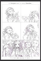 ...Pirate Charades... by tomuyu
