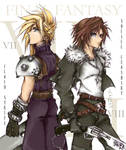 -Final Fantasy Heros-