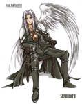 -One Winged Angel-