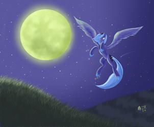 Moonkeeper by SagebrushPony