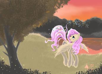 Fluttershy by SagebrushPony