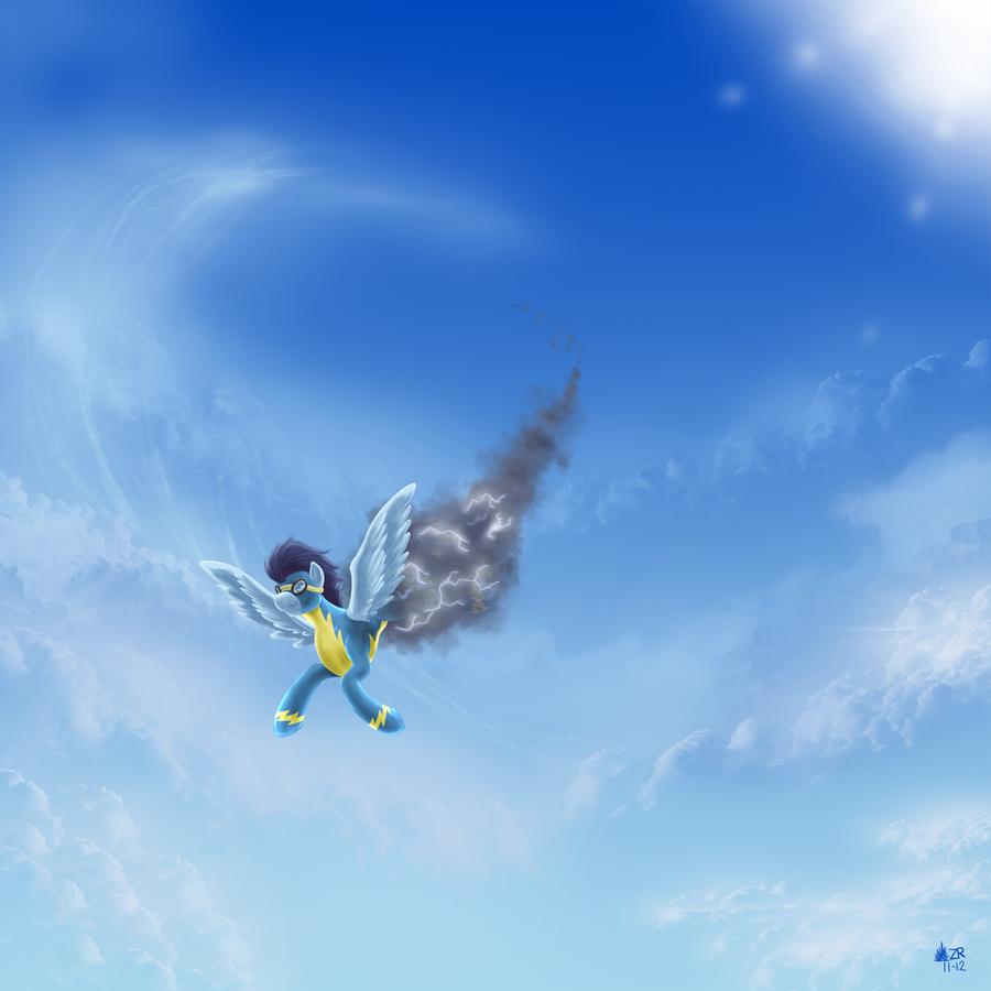 Endless Blue by SagebrushPony
