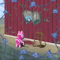 Minjask/Bleeding Raindrops Commission