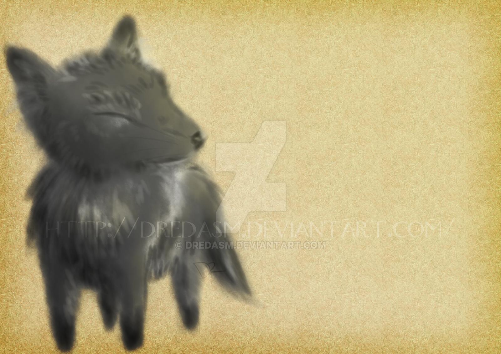 Wolfy by DredaSM