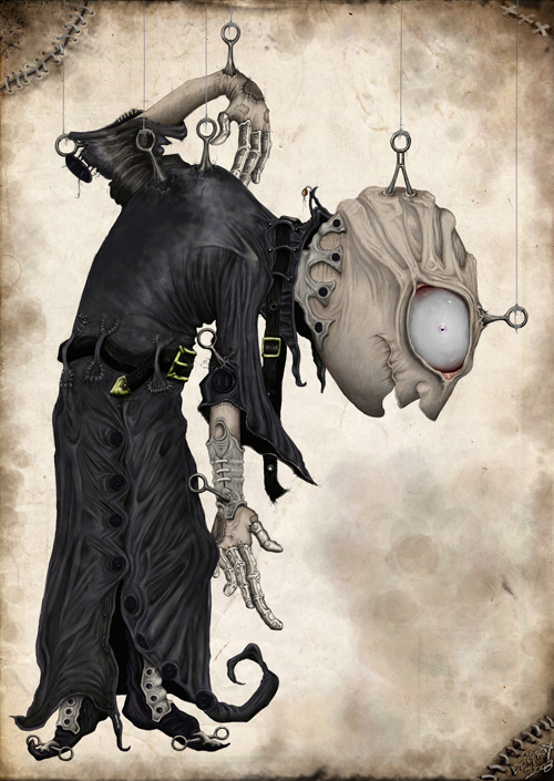 Trench Doll by DEITRIX