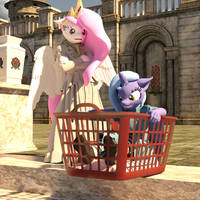 Basket Case by TheOwlGoesMoo