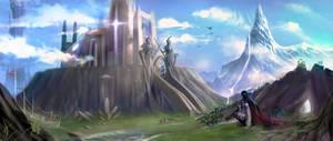 [Speed Paint] Starfu Capital Estinvaan