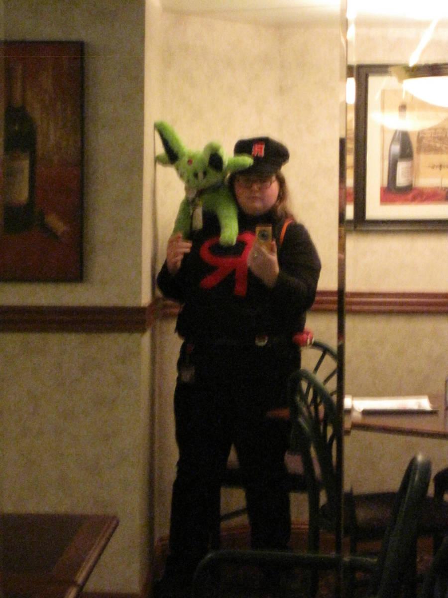 Team Rocket Cosplay by dragonartist713