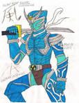 Kamen Rider KazeKi by Zix89
