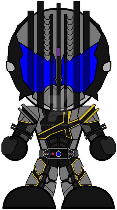 Chibi Kamen Rider Dark Decade by Zeltrax987 on DeviantArt