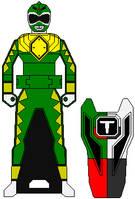 TRIAL - Tommy's Powers Combined Ranger Key by Zeltrax987