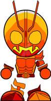 Chibi Kamen Rider CORE