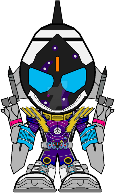 Kamen Rider Fourze - Meteor Nadeshiko Fusion State by ...