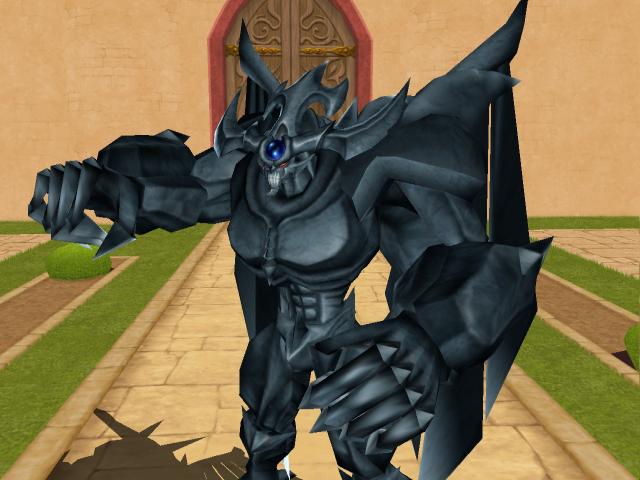 MMD NC Obelisk The Tormentor By Zeltrax On DeviantArt - Skins para minecraft pe yugioh