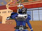 MMD NC - Kamen Rider Accel Trial Form