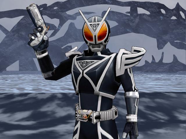 Kamen Rider Delta Belt MMD NC - Kamen ...