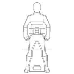 TRIAL NEO - HQ Ranger Key Template