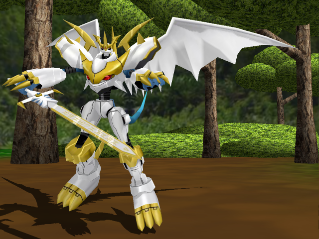 Imperialdramon Paladin Mode Sword Mmd nc - imperialdramonImperialdramon Paladin Mode Sword