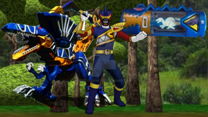 MMD NC - Deathryuger