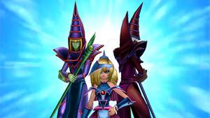 MMD NC - Dark Magicians