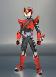 What-If - SHF Kamen Rider Drive Type-Speed Flare