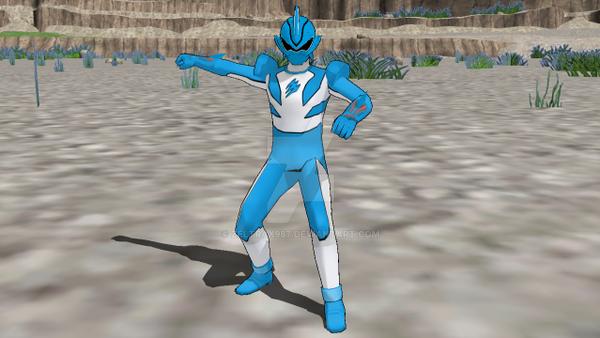 MMD NC - Shark Spirit Ranger