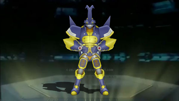 MMD NC - Beetlemon