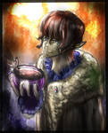 Aymeric de Borel wants to give you a drink by Remojomante