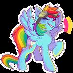 Rainbow Dizzle