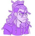 Scribbly Grump