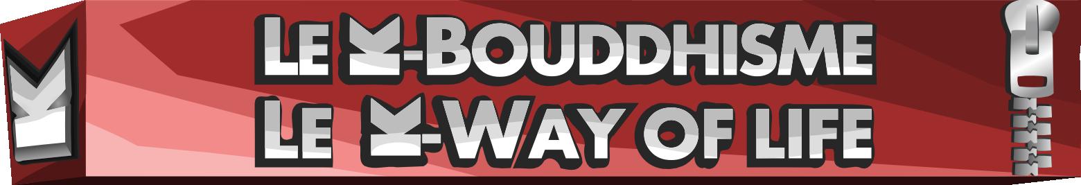 K-bouddhisme: Le K-Way of Life by KaySix-10i