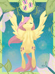 Fluttershy Frame - Ascend by minizhirra