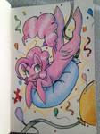 Pinkie Pie by minizhirra