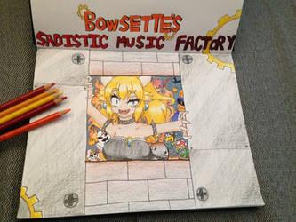 Bowsette's Sadistic Music Factory