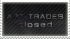 art-trades closed stamp by wol4ica-stock