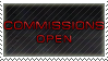 commissions open stamop 02 by wol4ica-stock
