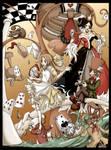 .Alice In Wonderland.