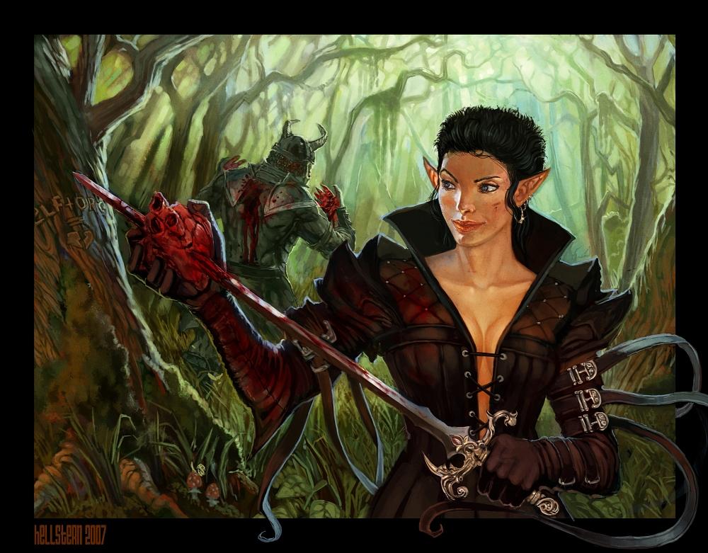 Avenger by Hellstern