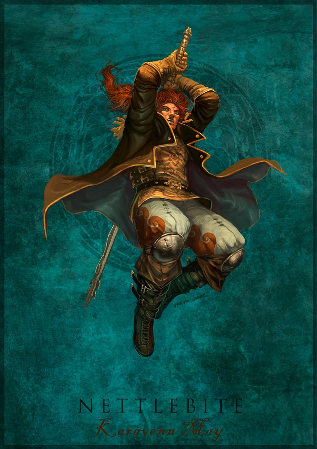Karavenn May by Hellstern