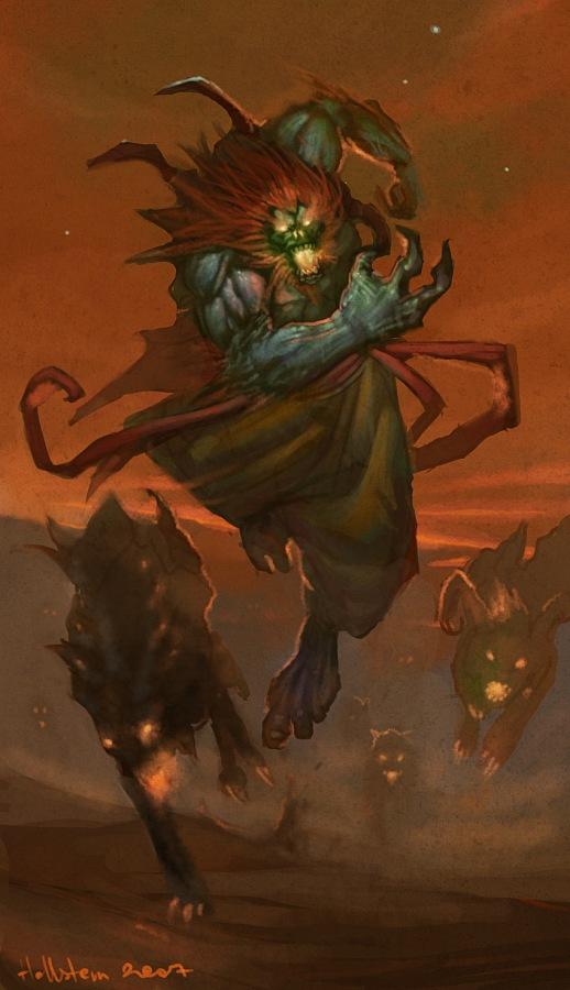 Beasts by Hellstern