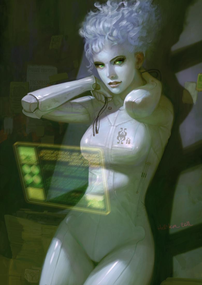 ✭ CYBERPUNK 2077 || RETRASADO 17 de Septiembre - Página 3 Cyberwhite_by_hellstern-d49fj5x
