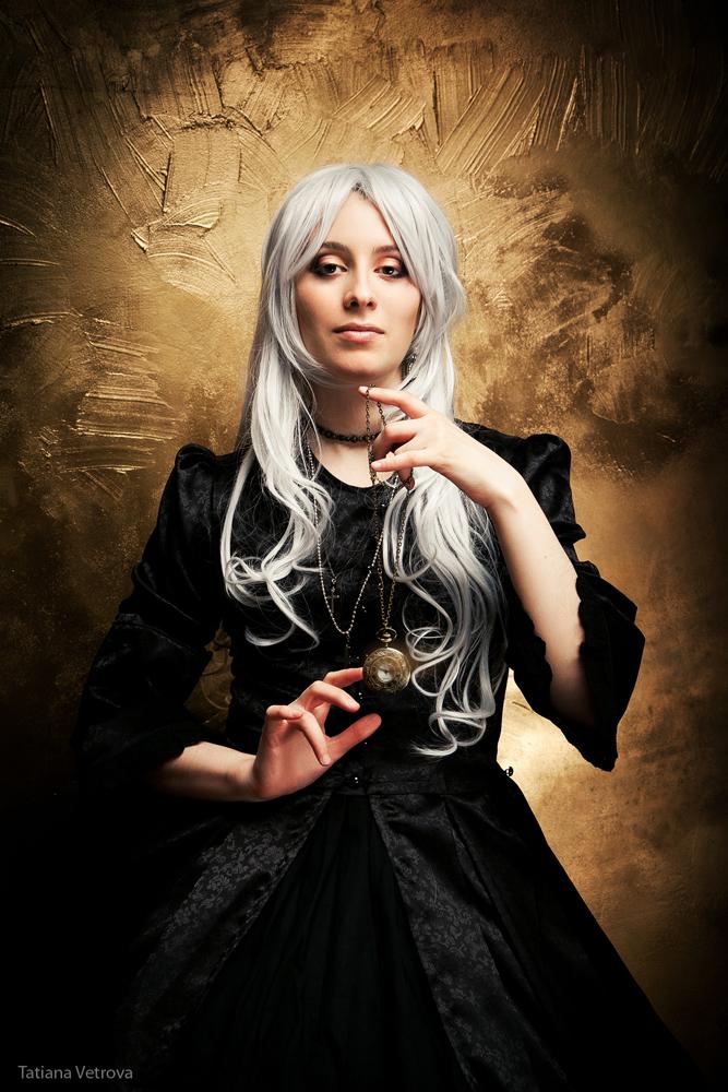 Leda cosplay 3 by Hellstern