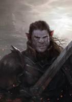 Dorn Il-Khan by Hellstern