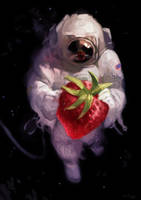 Spaceberry by Hellstern