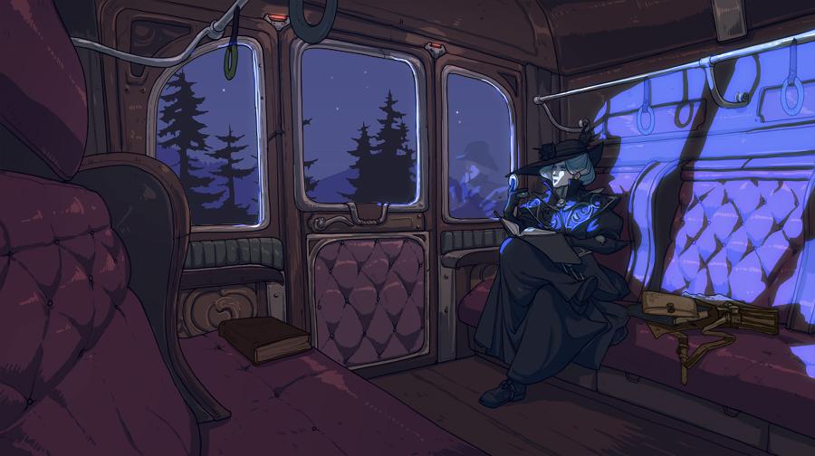 En route(coub) by Hellstern