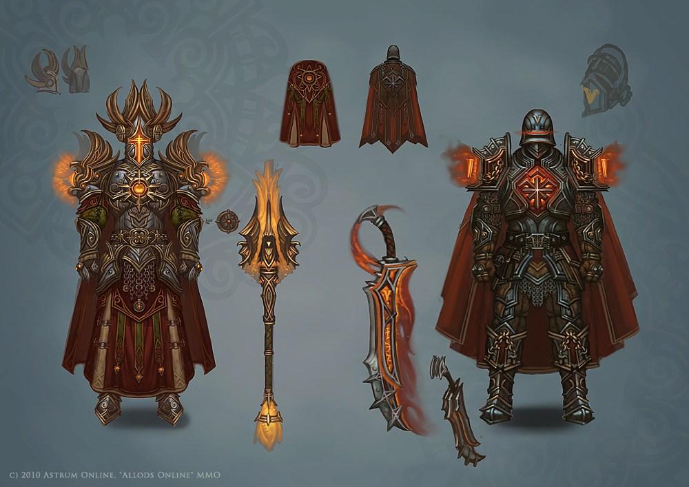 Paladin armor by hellstern on deviantart paladin armor by hellstern publicscrutiny Gallery