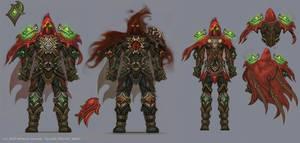 Stalker armors
