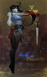 Birthday Blaumeux