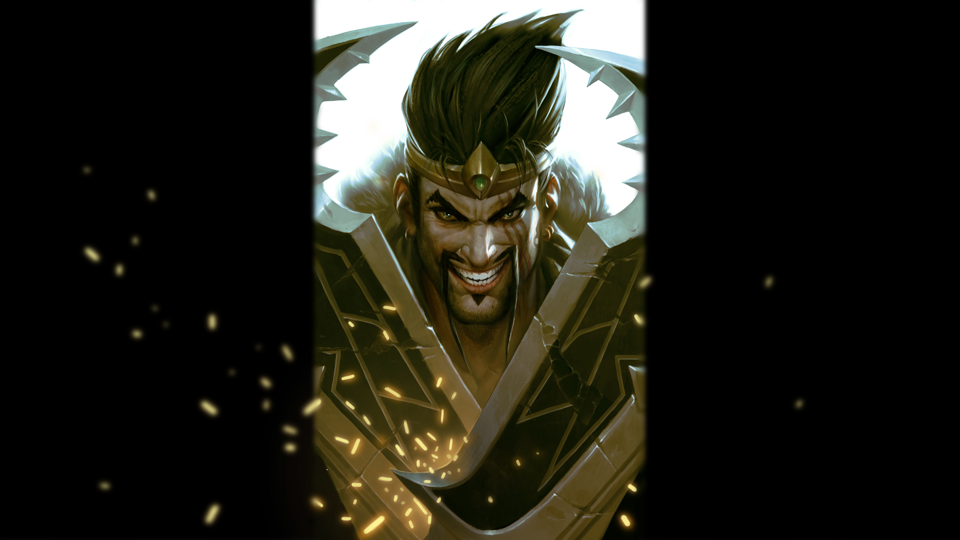 Draven League Of Legends Fan Art